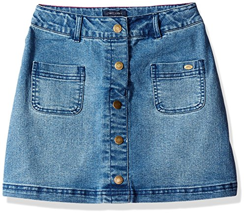 Girls Jean Skirt - 9