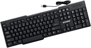 Prodot KB-207s Wired USB Standard Keyboard (Black)