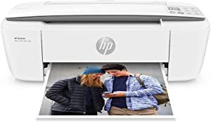 HP DeskJet All-in-One Wireless Color Inkjet Printer - Print, Scan, Copy for Home Business Office - Bluetooth 4.1, WiFi, USB