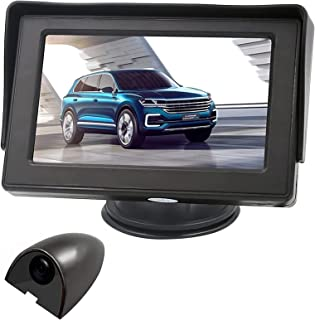"""$39 » 3T6B 4.3"""" Vehicle Backup Camera and Monitor Kit, Parking Assistance System with HD LCD Screen and Waterproof Night Vision ..."""
