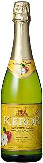 ケロー スパークリングフルーツジュース アップル 750ml