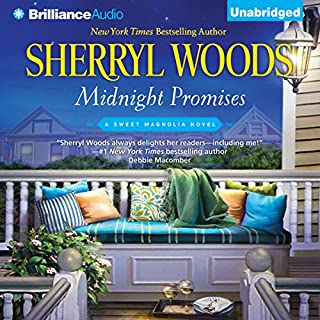 Midnight Promises     Sweet Magnolias, Book 8              Auteur(s):                                                                                                                                 Sherryl Woods                               Narrateur(s):                                                                                                                                 Janet Metzger                      Durée: 10 h et 23 min     Pas de évaluations     Au global 0,0