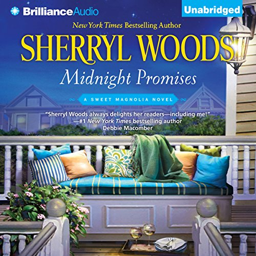 Midnight Promises audiobook cover art