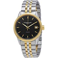 Raymond Weil Freelancer Automatic Black Dial Men's Watch