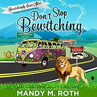 Don't Stop Bewitching cover art