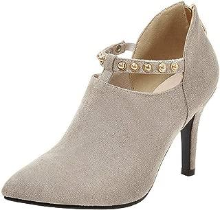 FANIMILA Women Fashion High Heel Pumps