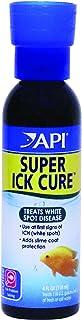 Aquarium Pharmaceuticals API Liquid Super Ick Cure 4oz