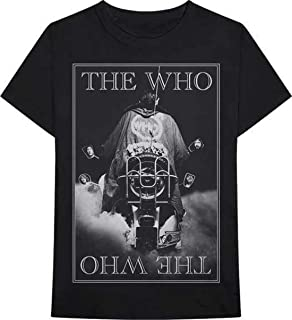 The Who Men's Quadrophenia Slim-Fit T-Shirt Black