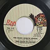 John Cougar Mellencamp 45 RPM Pink Houses...