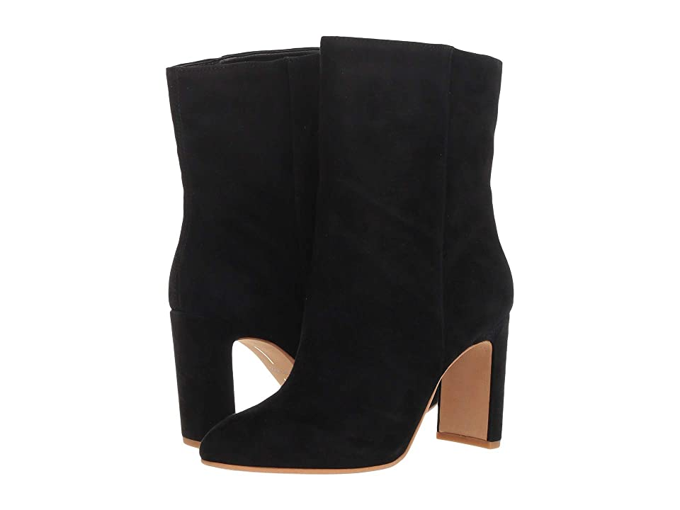 Dolce Vita Chase (Black Suede) Women