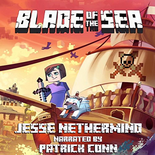 Blade of the Sea audiobook cover art