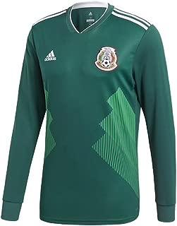 Mexico Home Men's Long Sleeve Jersey 2018