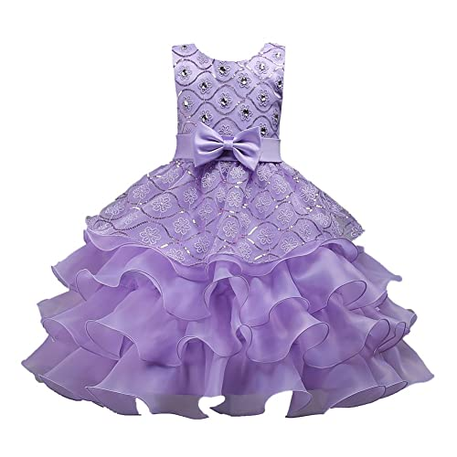 22a1d67e Girls Special Occasion Dresses Kids Ruffles Lace Party Wedding Dress