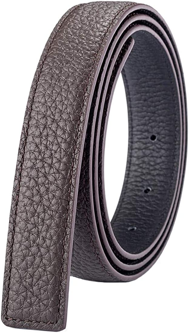 Vatee's Women's Reversible Real Leather OFFicial shop w New arrival Belt Replacement Strap