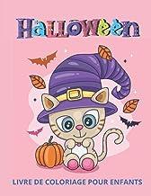 Livre de Coloriage Halloween pour enfants: 50 dessins Halloween à colorier pour enfants - Monstres, Citrouilles, Vampires,...