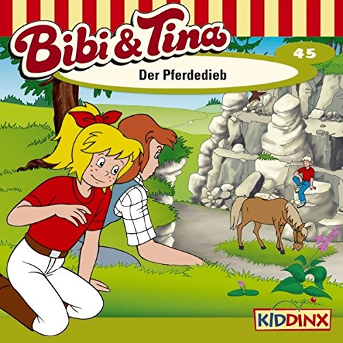 Der Pferdedieb audiobook cover art
