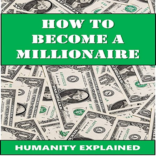 How to Be a Millionaire audiobook cover art