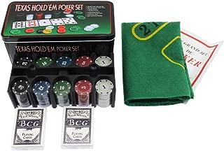 Olive-G 本格 ポーカーセット カジノゲーム 専用マット