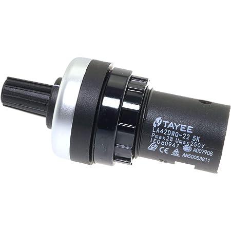 22mm  Drive Potentiometer variabler VSD Topf LA42DWQ 22 10K