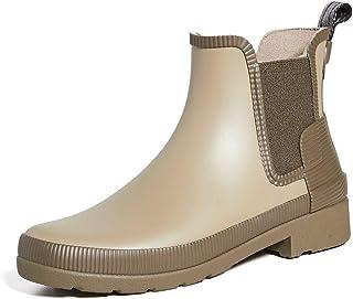 Hunters Boots Women's Refined Texture Block Chelsea Boots