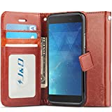 J&D Case Compatible for Alcatel Idol 5S Case, [Wallet
