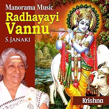 Radhayayi Vannu