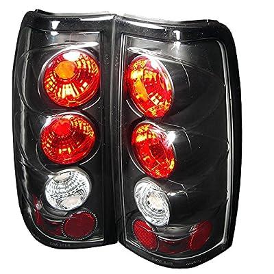 Spyder Auto Chevy ado 1500/2500/3500/GMC Sierra 1500/2500/3500 Altezza Tail Light