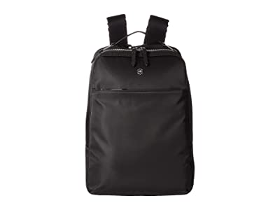 Victorinox Victoria 2.0 Deluxe Business Backpack (Black) Backpack Bags