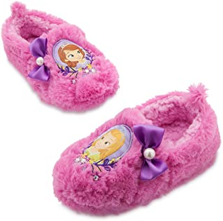 0f89d5786 Disney Store Sofia The First Step Sisters Plush Slippers
