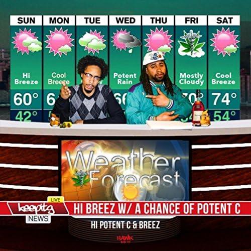 Breez & Hi Potent C