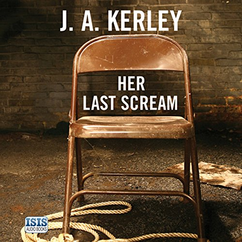 Her Last Scream audiobook cover art