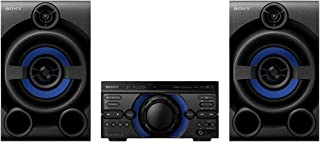 Sony Audio System with DVD Sony MHC-M20D High Power Audio System with DVD, (MHC-M20D)