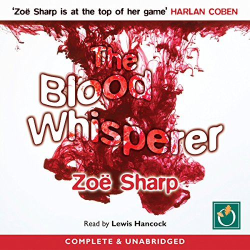 The Blood Whisperer audiobook cover art