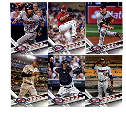 Top 10 2017 topps baseball cards complete set update for 2020