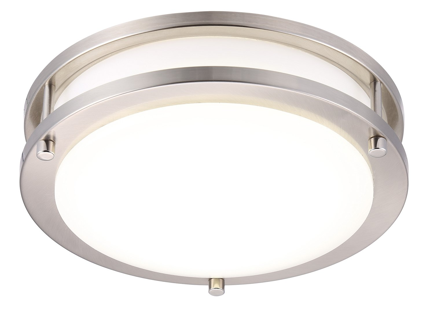 Cloudy Bay LED Flush Mount Ceiling Light10 inch17W(120W Equivalent)  sc 1 st  Amazon.com & Ceiling Lighting for Kitchen: Amazon.com