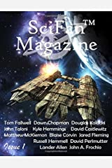 SciFan™ Magazine Issue 1: Beyond Science Fiction & Fantasy (Volume 1) Paperback