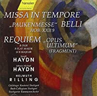 J.M.& J.Haydn:Opus Ultimum