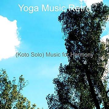 (Koto Solo) Music for Harmony