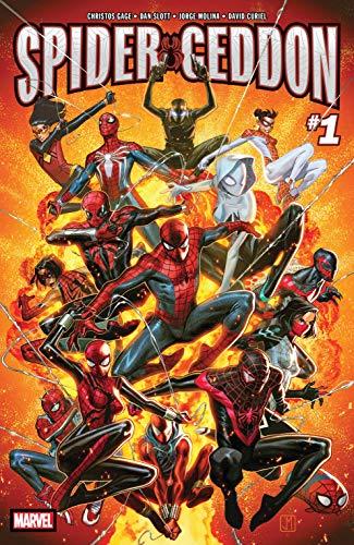 Spider-Geddon (2018) #1 (of 5)
