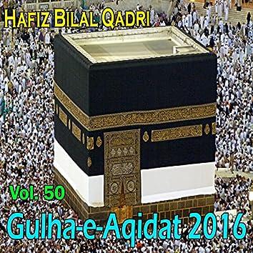 Gulha-e-Aqidat 2016, Vol. 50