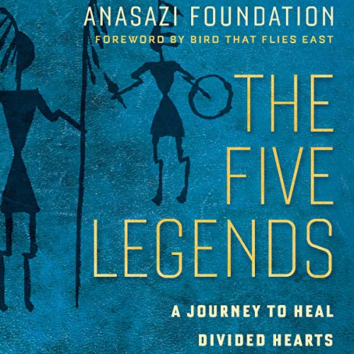 The Five Legends  By  cover art