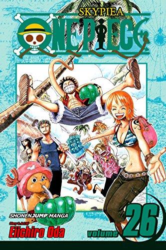 One Piece, Vol. 26: Adventure on Kami s Island (One Piece Graphic Novel)