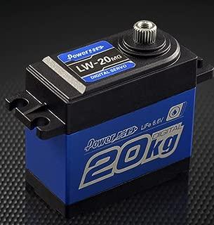 Power HD 20kg LW-20MG Water Proof Digital Servo 1/8 1/10 Buggy Crawler
