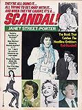 Scandal! by Janet Street-Porter (28-Oct-1982) Paperback