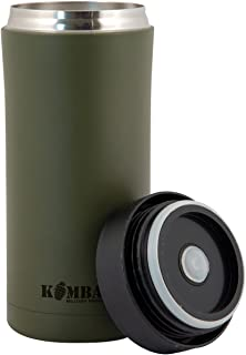 Kombat UK Ammo Pouch - Flask Olive Green, N/A