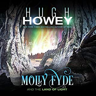 Molly Fyde and the Land of Light cover art