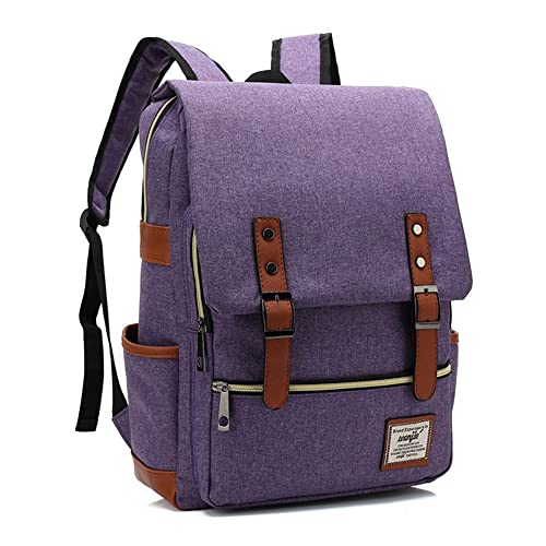 07ecdd84fa Canvas Backpack - Lightweight Laptop Backpack