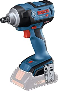 Bosch Professional(ボッシュ) 18V コードレスインパクトレンチ (本体のみ、バッテリー・充電器別売り) GDS18V-300H