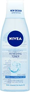 Nivea Daily Essentials Refreshing Face Toner - 200 ml