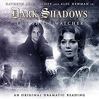 Dark Shadows - The Ghost Watcher audiobook cover art